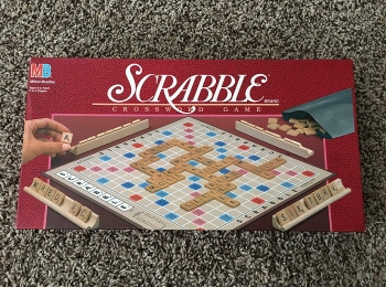 Scrabble Championship 2019