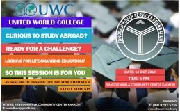 UNITED WORLD COLLEGE (UWC)